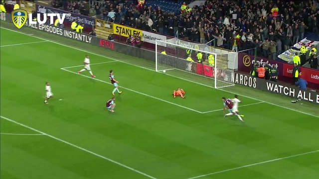 BURNLEY VS LEEDS UNITED | 2MIN HIGHLIGHTS