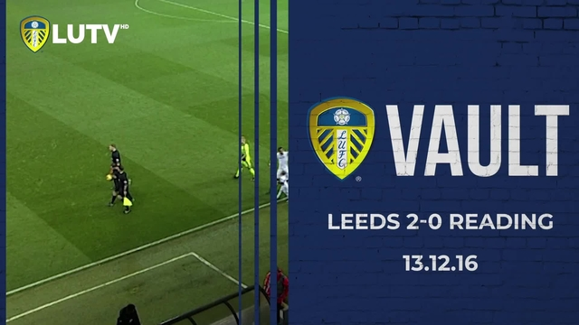 ON THIS DAY | LEEDS UNITED 2-0 READING