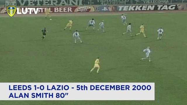 ON THIS DAY | LAZIO 0-1 LEEDS | 5th DECEMBER 2000