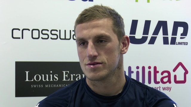FREEVIEW: INTERVIEW CHRIS WOOD PRE BURTON