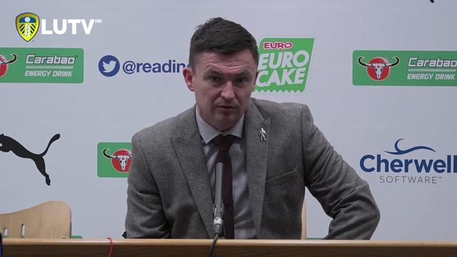 HECKY | PRESS CONFERENCE | POST-READING