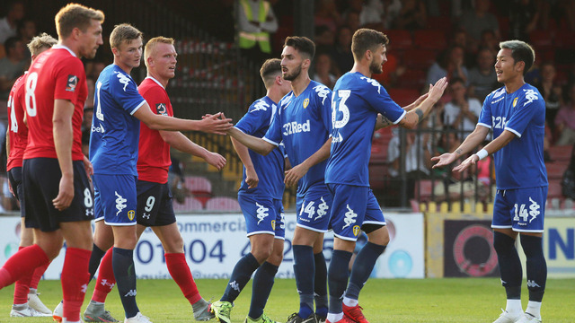 YORK CITY v LEEDS UNITED | 90 in 90 HIGHLIGHTS