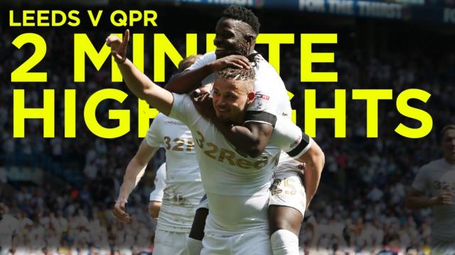 2 MINUTE HIGHLIGHTS | QPR