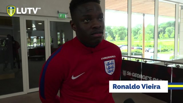 RONALDO VIEIRA | INTERVIEW | 4 YEAR CONTRACT EXTENSION