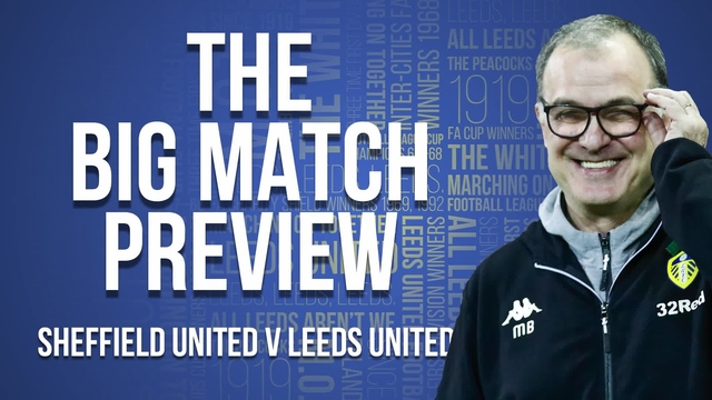 BIG MATCH PREVIEW | SHEFFIELD UNTIED (H)