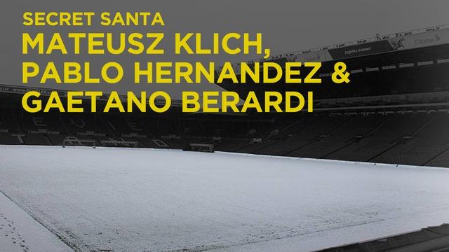 KLICH, HERNANDEZ & BERARDI | SECRET SANTA