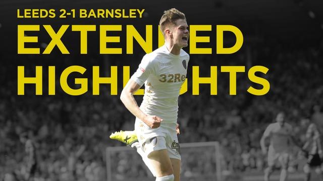 EXTENDED HIGHLIGHTS | BARNSLEY