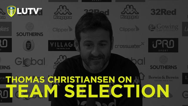 PRESS CONFERENCE | THOMAS CHRISTIANSEN | PRE NORWICH