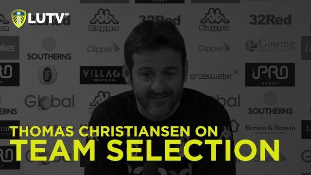 PRESS CONFERENCE | THOMAS CHRISTIANSEN | PRE NORWICH