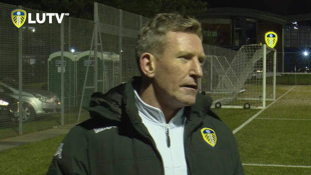 LEEDS LADIES 2-2 BARNSLEY | DAN O'HEARNE | POST MATCH