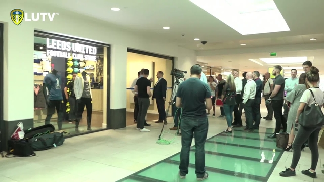 GRAND OPENING | CLUB STORE TRINITY LEEDS