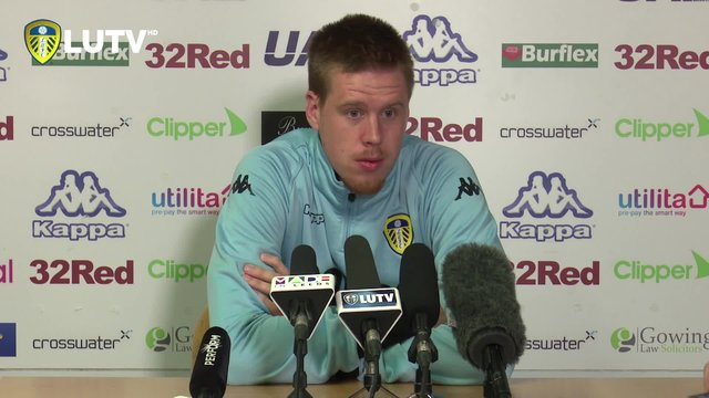 PRESS CONFERENCE | PONTUS JANSSON | PRE NORWICH