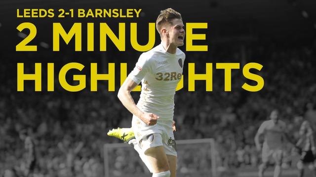 2 MINUTE HIGHLIGHTS | BARNSLEY
