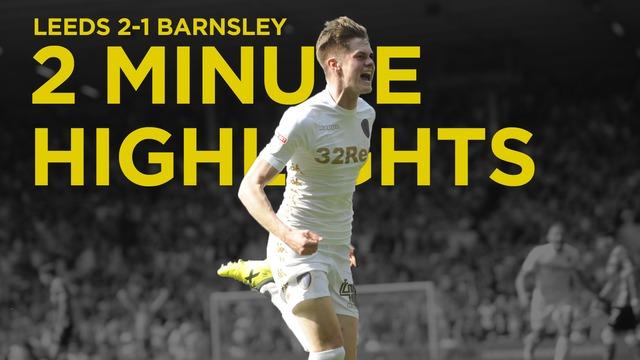 2 MINUTE HIGHLIGHTS | BARNSLEY