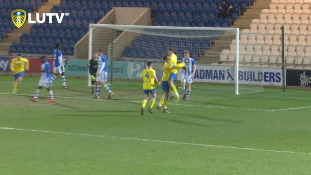 90 IN 90 | COLCHESTER UNITED U23S 0-2 LUFC U23S