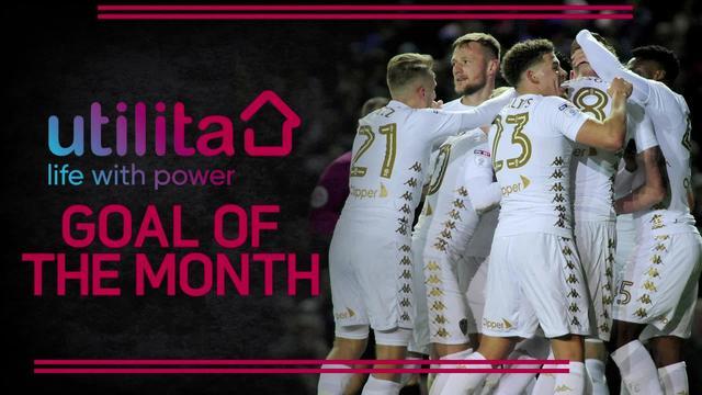 UTILITA GOAL OF THE MONTH | NOVEMBER