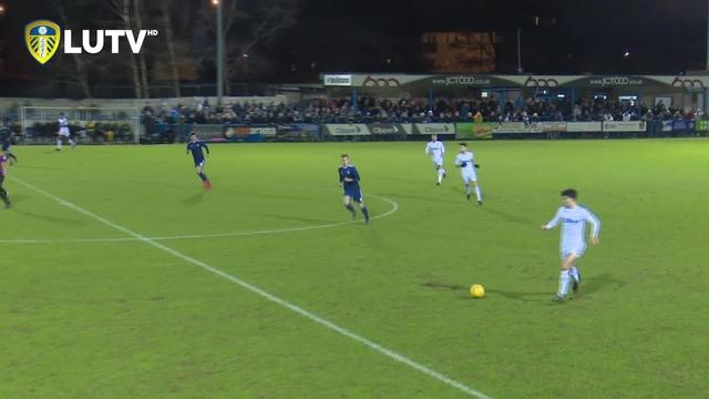 LUFC U23S v FULHAM U23S| PREMIER LEAGUE CUP