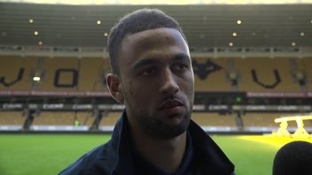 WOLVES: KEMAR ROOFE POST MATCH INTERVIEW