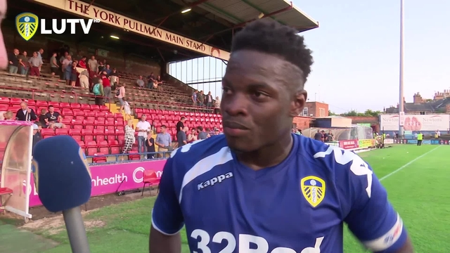 INTERVIEW | RONALDO VIEIRA | POST YORK CITY