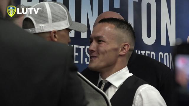JOSH WARRINGTON | 4 DAYS TO GO...