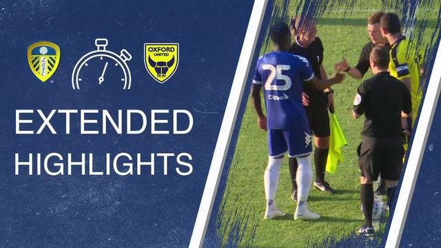 EXTENDED HIGHLIGHTS   OXFORD