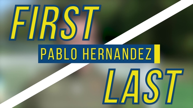 HERNANDEZ | FIRST AND LASTS