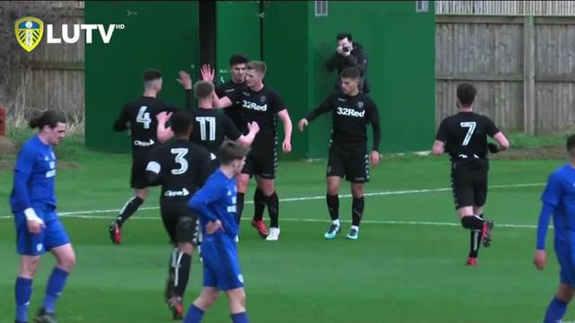 UNDER 23S | LEEDS VS CARDIFF | SAM DALBY GOAL