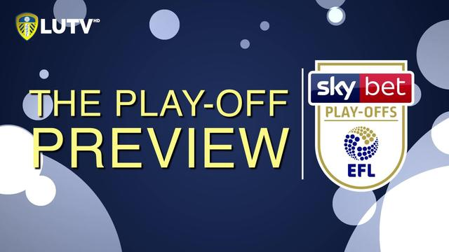 THE PLAY OFF PREVIEW | PART TWO | DERBY COUNTY (H)