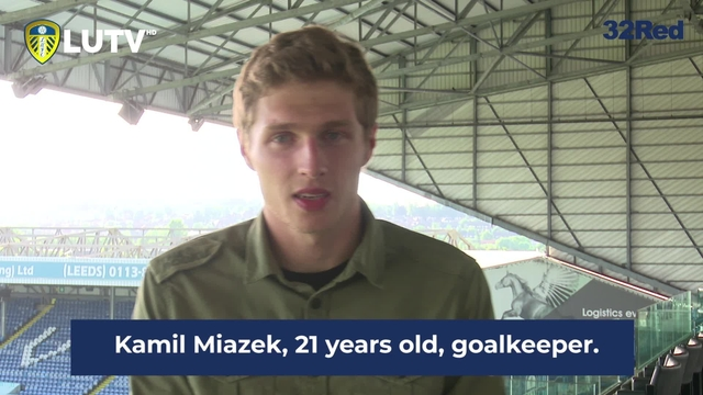 UNDER 23s | KAMIL MIAZEK