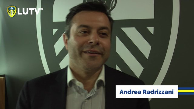 ANDREA RADRIZZANI | THE FIRST INTERVIEW