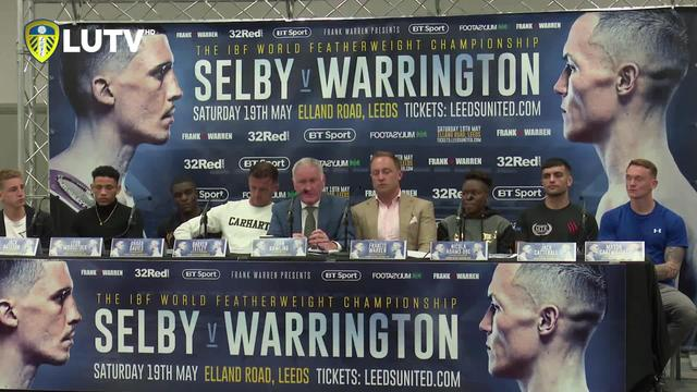 JOSH WARRINGTON | 2 DAYS TO GO...