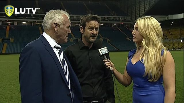 THOMAS CHRISTIANSEN POST FULHAM | FLASH INTERVIEW