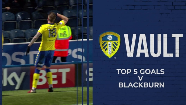 LUTV VAULT |  HIGH FIVE v BLACKBURN
