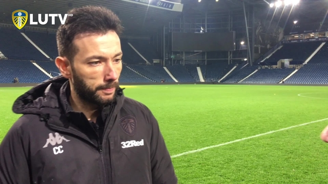 INTERVIEW| CARLOS CORBERAN | WEST BROM (A)
