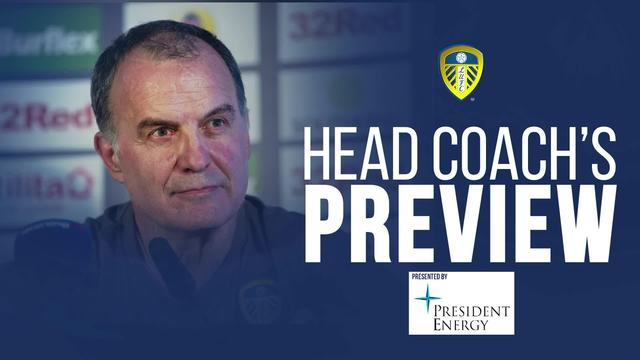 HEAD COACH'S PREVIEW | BLACKBURN