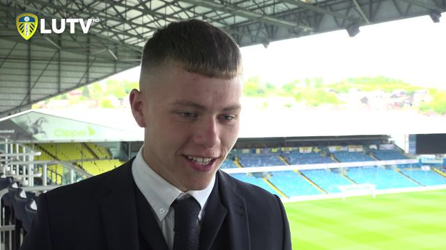 FREEVIEW | UNDER 16s SIGNING ON DAY | MEET THE NEW CLASS