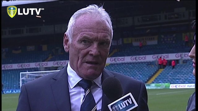 EDDIE GRAY | POST MATCH INTERVIEW