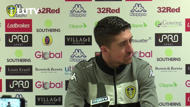 PRESS CONFERENCE | PABLO HERNANDEZ | DERBY