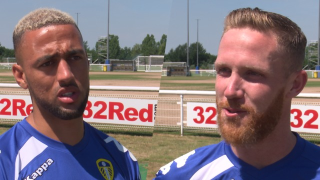 PRE SEASON | FORSHAW AND ROOFE