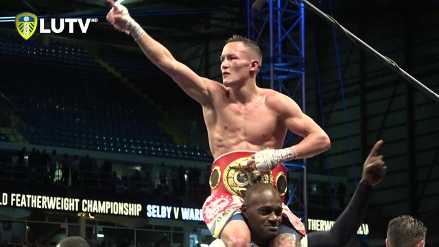 JOSH WARRINGTON | FIGHT NIGHT...