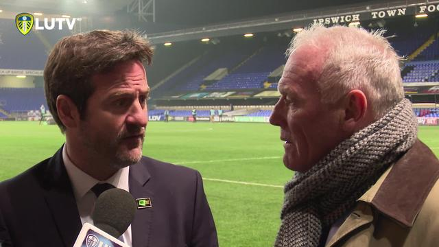 THOMAS CHRISTIANSEN | POST IPSWICH