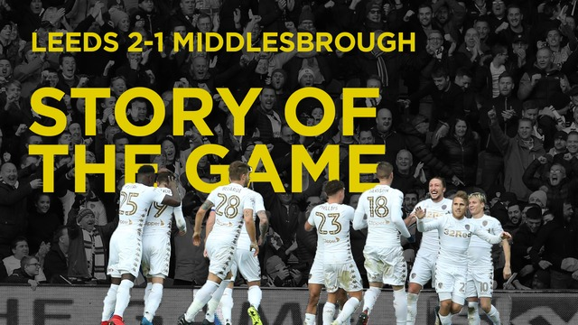 MIDDLESBROUGH | STORY OF THE GAME
