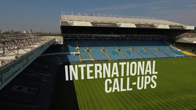 INTERNATIONAL CALL-UPS | MARCH 2019
