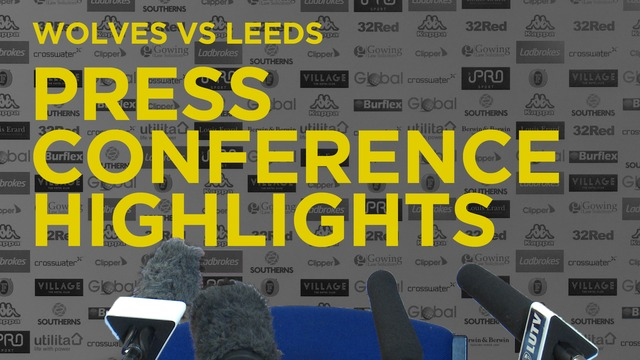PRE WOLVES | PRESS CONFERENCE HIGHLIGHTS