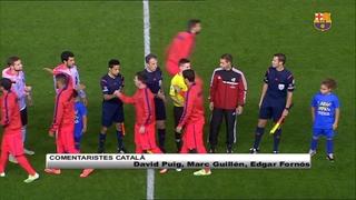 València 0 - FC Barcelona 1