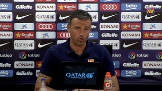 Luis Enrique: No excuses, just results
