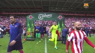 Sporting de Gijón 0 - FC Barcelona 5