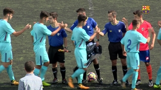 Josep Maria Gené 2 - Juvenil B 2 (Liga)