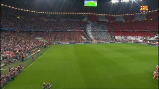 Bayern Munich 3 - FC Barcelona 2