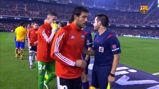 Valencia 1 - FC Barcelona 1